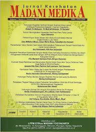 Cover Jurnal Kesehatan Madani Medika
